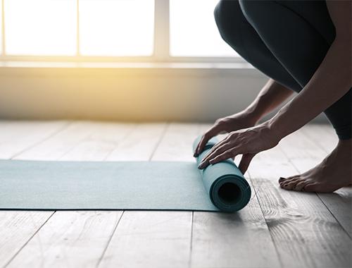 Zeit für Dich - Pilates & Beauty - Bild Pilates Matte